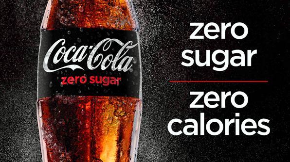 Coca-Cola Zero Sugar Now in Canada : Coca-Cola Canada